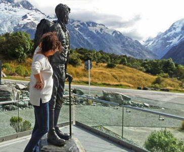 Edmund Hillary Visitor Centre, Hermitage, Mount Cook Nationalpark