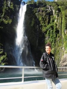 Sterling Wasserfälle, Fiordland, Milford Sound