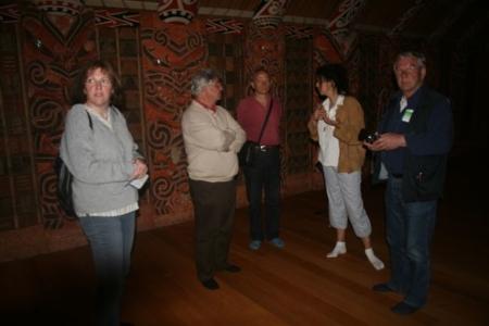 Hotonui Marae, Auckland Museum