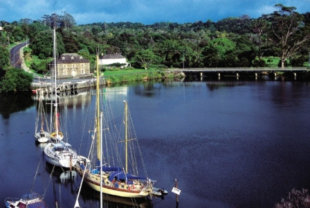 Historic Kerikeri, Northland, Kemp House