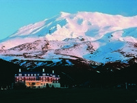 Bayview Chateau Tongariro, Mount Ruapehu by Rob Suiseted