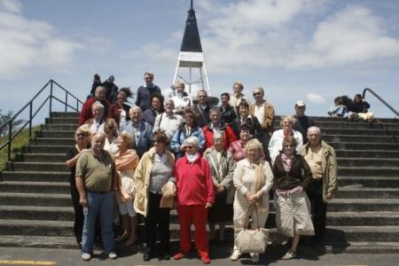 Auckland/Mt Eden, Stadtrundfahrt, city tour, Koru Travel, Deutsche Reisegruppe