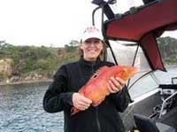Fishing, Orange Roughy, Great Barrier Island, Auckland